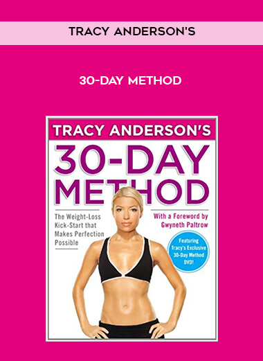 Tracy Anderson's 30-Day Method by https://lobacademy.com/