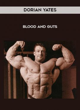 Dorian Yates - Blood And Guts by https://lobacademy.com/