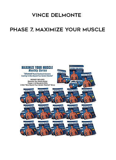 Maximize Your Muscle by https://lobacademy.com/
