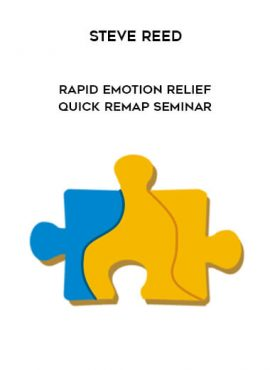 Steve Reed - Rapid Emotion Relief Quick REMAP Seminar by https://lobacademy.com/