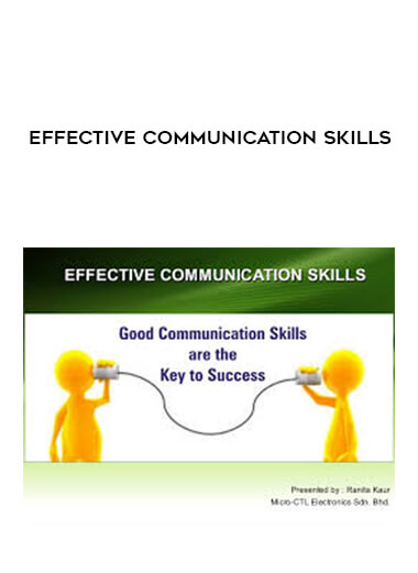 Effective Communication Skills by https://lobacademy.com/
