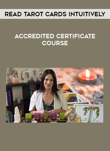 Read Tarot Cards Intuitively - Accredited Certificate Course by https://lobacademy.com/
