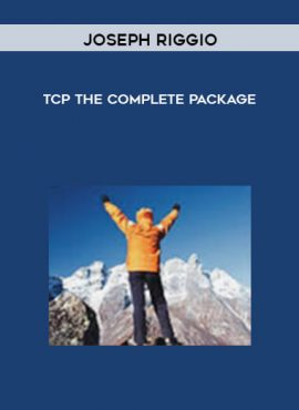 Joseph Riggio - TCP - The Complete Package by https://lobacademy.com/