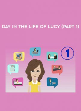 Day in the Life of Lucy (Part 1) by https://lobacademy.com/