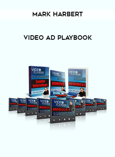 Video Ad Playbook by Mark Harbert by https://lobacademy.com/