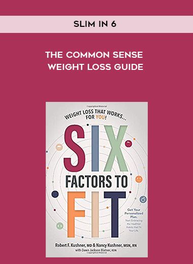 Slim in 6 - the common sense WEIGHT LOSS guide by https://lobacademy.com/