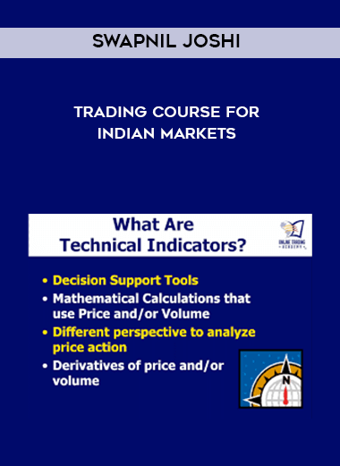 Swapnil Joshi - Trading Course For Indian Markets by https://lobacademy.com/
