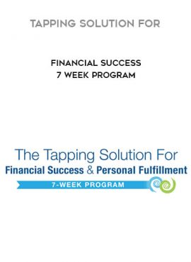 Tapping Solution For Financial Success - 7 Week Program by https://lobacademy.com/