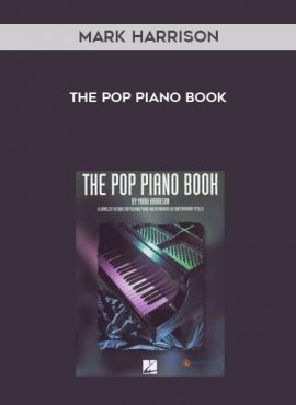 Mark Harrison - The Pop Piano book by https://lobacademy.com/