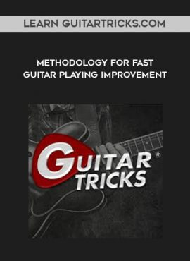 Learn Guitartricks.com - methodology for fast guitar playing improvement by https://lobacademy.com/