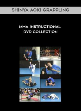 Shinya Aoki Grappling & MMA Instructional DVD Collection by https://lobacademy.com/