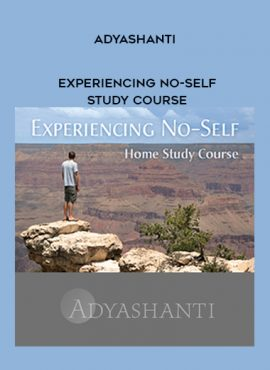 Adyashanti - Experiencing No-Self - Study Course by https://lobacademy.com/