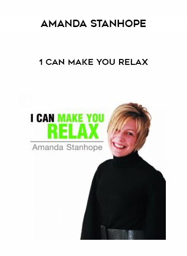 Amanda Stanhope -1 Can Make You Relax by https://lobacademy.com/