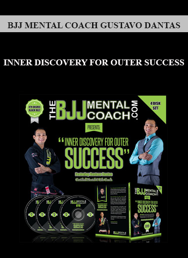BJJ MENTAL COACH GUSTAVO DANTAS - INNER DISCOVERY FOR OUTER SUCCESS by https://lobacademy.com/
