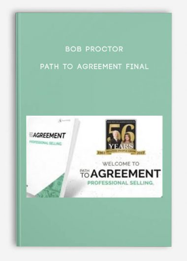 Bob Proctor – Path to Agreement Final by https://lobacademy.com/