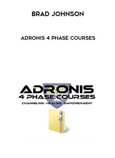 Brad Johnson - Adronis 4 Phase Courses by https://lobacademy.com/