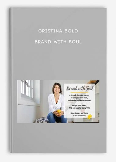 Brand With Soul by https://lobacademy.com/