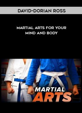 David-Dorian Ross – Martial Arts for Your Mind and Body by https://lobacademy.com/