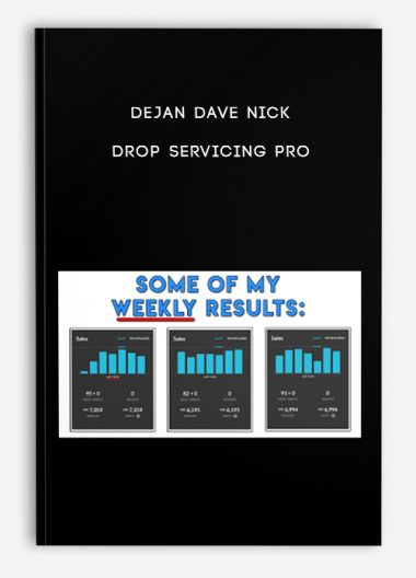 Drop Servicing Pro by https://lobacademy.com/