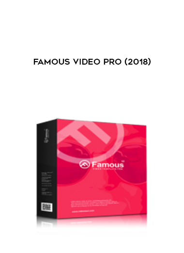 Famous Video Pro (2018) by https://lobacademy.com/