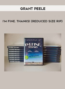 Grant Peele - I'm Fine. Thanks! (reduced size rip) by https://lobacademy.com/
