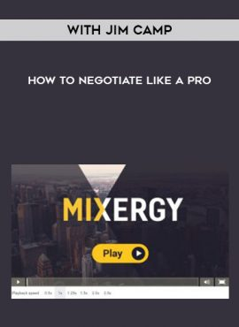 How To Negotiate Like A Pro – With Jim Camp by https://lobacademy.com/