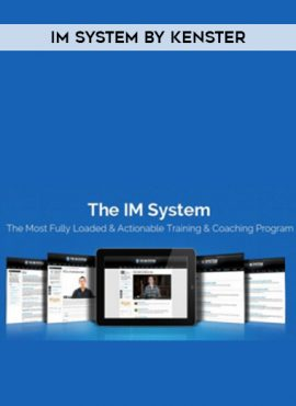 IM System by Kenster by https://lobacademy.com/