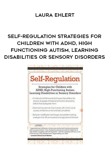 Self-Regulation Strategies for Children with ADHD
