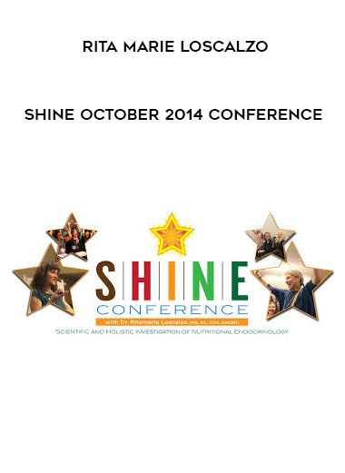 Rita marie Loscalzo - SHINE October 2014 Conference by https://lobacademy.com/