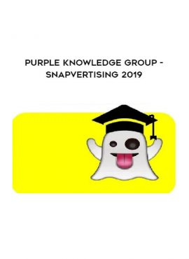 Purple Knowledge Group - Snapvertising 2019 by https://lobacademy.com/