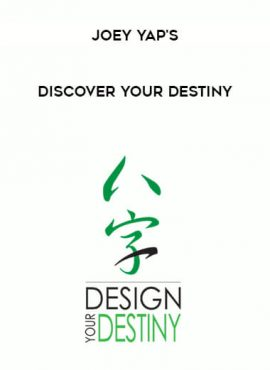 Joey Yap's Discover Your Destiny by https://lobacademy.com/