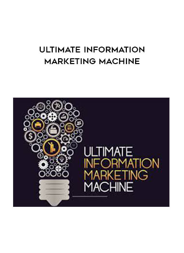 Ultimate Information Marketing Machine by https://lobacademy.com/