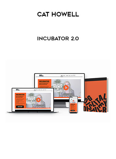 Cat Howell - Incubator 2.0 by https://lobacademy.com/