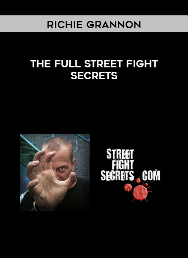 Richie Grannon - The Full Street Fight Secrets by https://lobacademy.com/