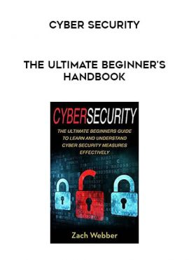Cyber Security - The Ultimate Beginner's Handbook by https://lobacademy.com/