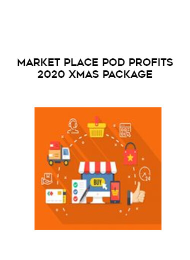 Market Place POD Profits 2020 Xmas Package by https://lobacademy.com/