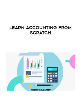 Learn Accounting from scratch by https://lobacademy.com/