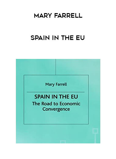 Mary Farrell - Spain in the EU by https://lobacademy.com/