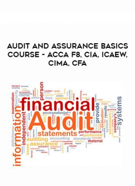 Audit And Assurance Basics Course - ACCA F8