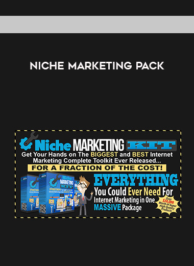 Niche Marketting Pack by https://lobacademy.com/