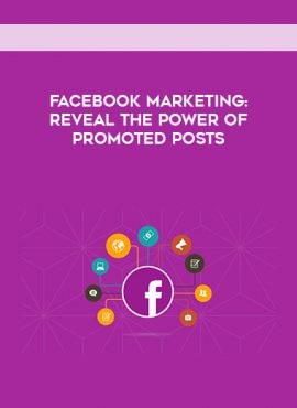 Facebook Marketing: Reveal The Power of Promoted Posts by https://lobacademy.com/