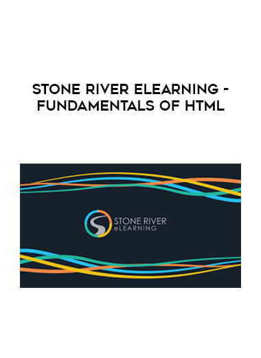 Stone River eLearning - Fundamentals of HTML by https://lobacademy.com/