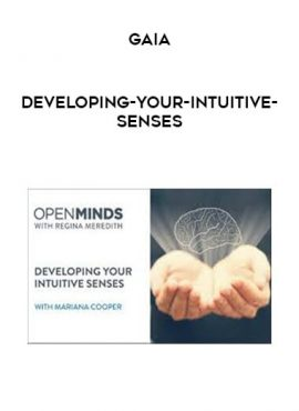 Gaia - Developing-your-Intuitive-Senses by https://lobacademy.com/
