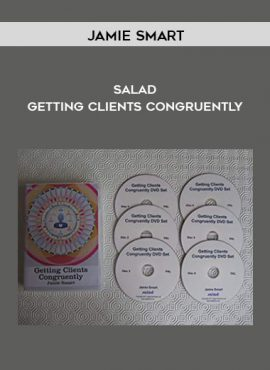 Jamie Smart - Salad - Getting Clients Congruently by https://lobacademy.com/