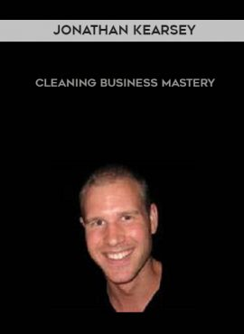 Jonathan Kearsey – Cleaning Business Mastery by https://lobacademy.com/