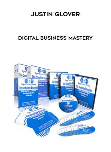 Justin Glover – Digital Business Mastery by https://lobacademy.com/