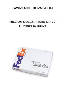 Lawrence Bernstein - Million Dollar Hard Drive + Players in Print by https://lobacademy.com/