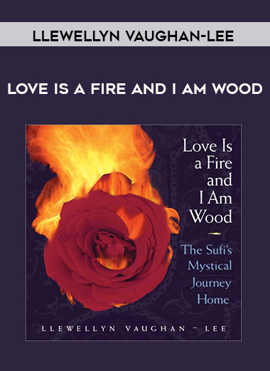 Llewellyn Vaughan-Lee - LOVE IS A FIRE AND I AM WOOD by https://lobacademy.com/
