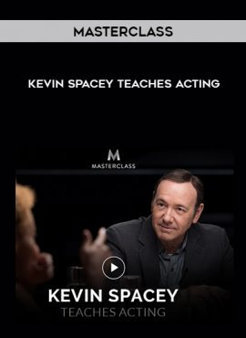 MasterClass – Kevin Spacey Teaches Acting by https://lobacademy.com/