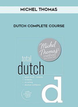 Michel Thomas- Dutch complete course by https://lobacademy.com/